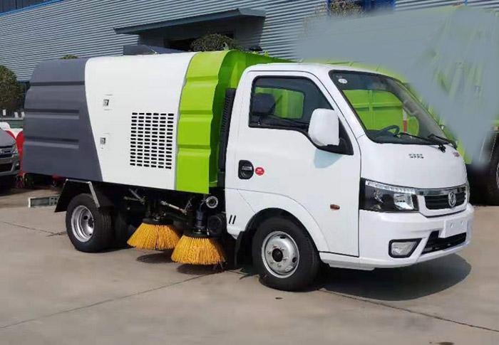 扫地车 小扫路车 小型扫路车 东风扫路车